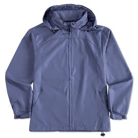 North End Women's Full Zip Hooded Jacket