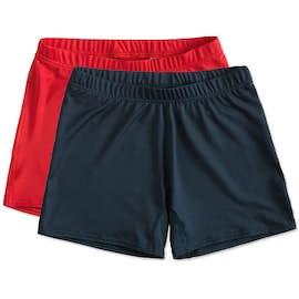 Badger Women's Compression Volleyball Short