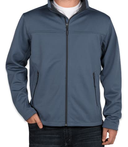 The North Face Ridgeline Soft Shell Jacket - Shady Blue