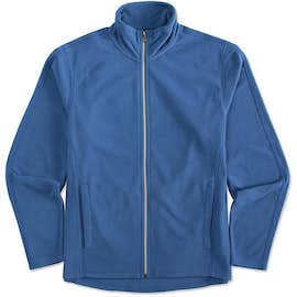 Port Authority Full Zip Microfleece Jacket