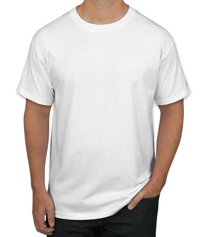 347149d0 Design Custom Printed Hanes Tagless T-Shirts Online at CustomInk