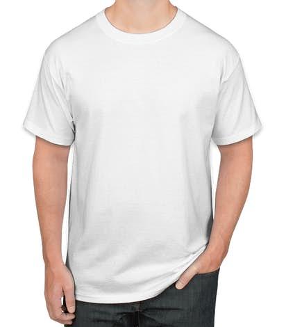 Hanes Tagless T-shirt - White