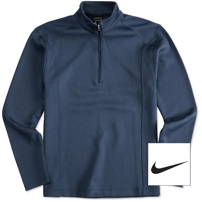 newest c5a0f 4fdfd Nike Golf Sport Quarter Zip Pullover