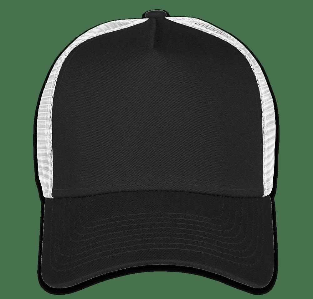 9c48ed8dfd8013 ... cheap new era snapback trucker hat black white e9957 d9209