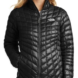 The North Face Women's ThermoBall Trekker Jacket - Color: TNF Black