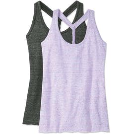 District Made Women's Cosmic Twist Back Tank