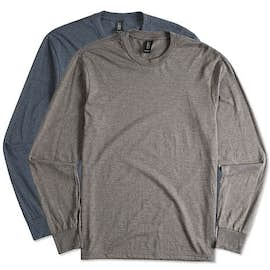 District Made Relaxed Tri-Blend Long Sleeve T-shirt
