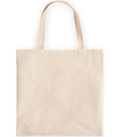 design medium midweight 100 cotton canvas totes online at customink