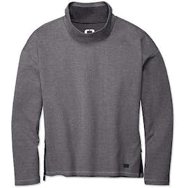 OGIO Women's Transition Cowl Neck Pullover