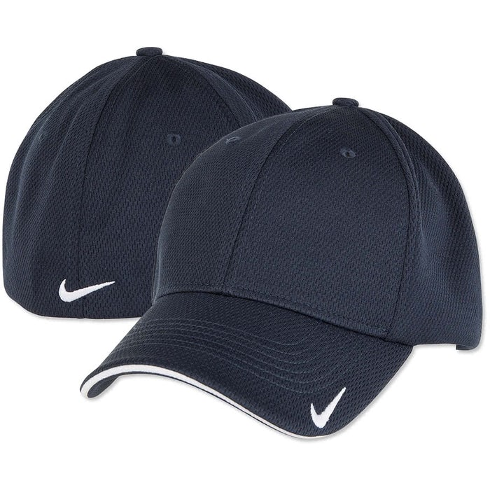 89aa642618cd4 Custom Nike Golf Dri-FIT Stretch Performance Hat - Design Premium ...
