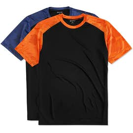 Sport-Tek CamoHex Colorblock Performance Shirt