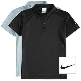 Nike Golf Women's Pebble Textured Performance Polo