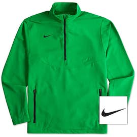 Nike Golf Half Zip Windbreaker