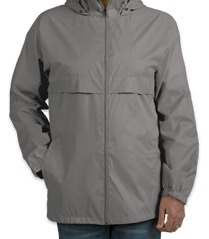 Team 365 Zone Protect Lightweight Jacket - Sport Graphite