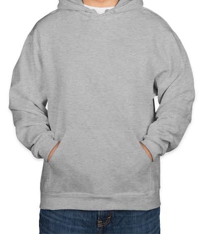 Jerzees Super Sweats® 50/50 Pullover Hoodie - Ash