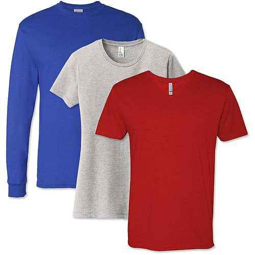 8251df7b9 Custom T-shirts & Promotional Products — Check Out CustomInk's ...