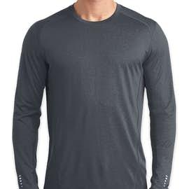 Ogio Endurance Pulse Long Sleeve Performance Shirt - Color: Gear Grey