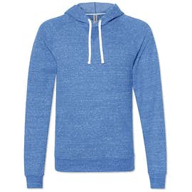 Jerzees Snow Heather French Terry Pullover Hoodie