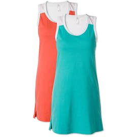 LAT Racerback Tank Dress