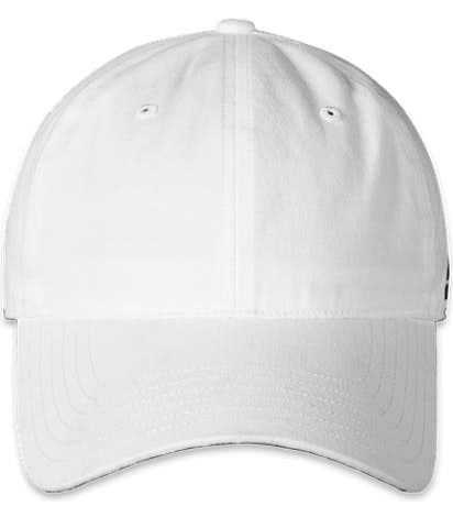 Adidas Core Relaxed Baseball Hat - White