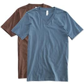 Bella + Canvas Jersey V-Neck T-shirt