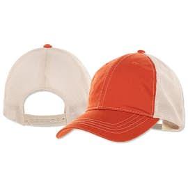 Pacific Headwear Vintage Snapback Trucker Hat