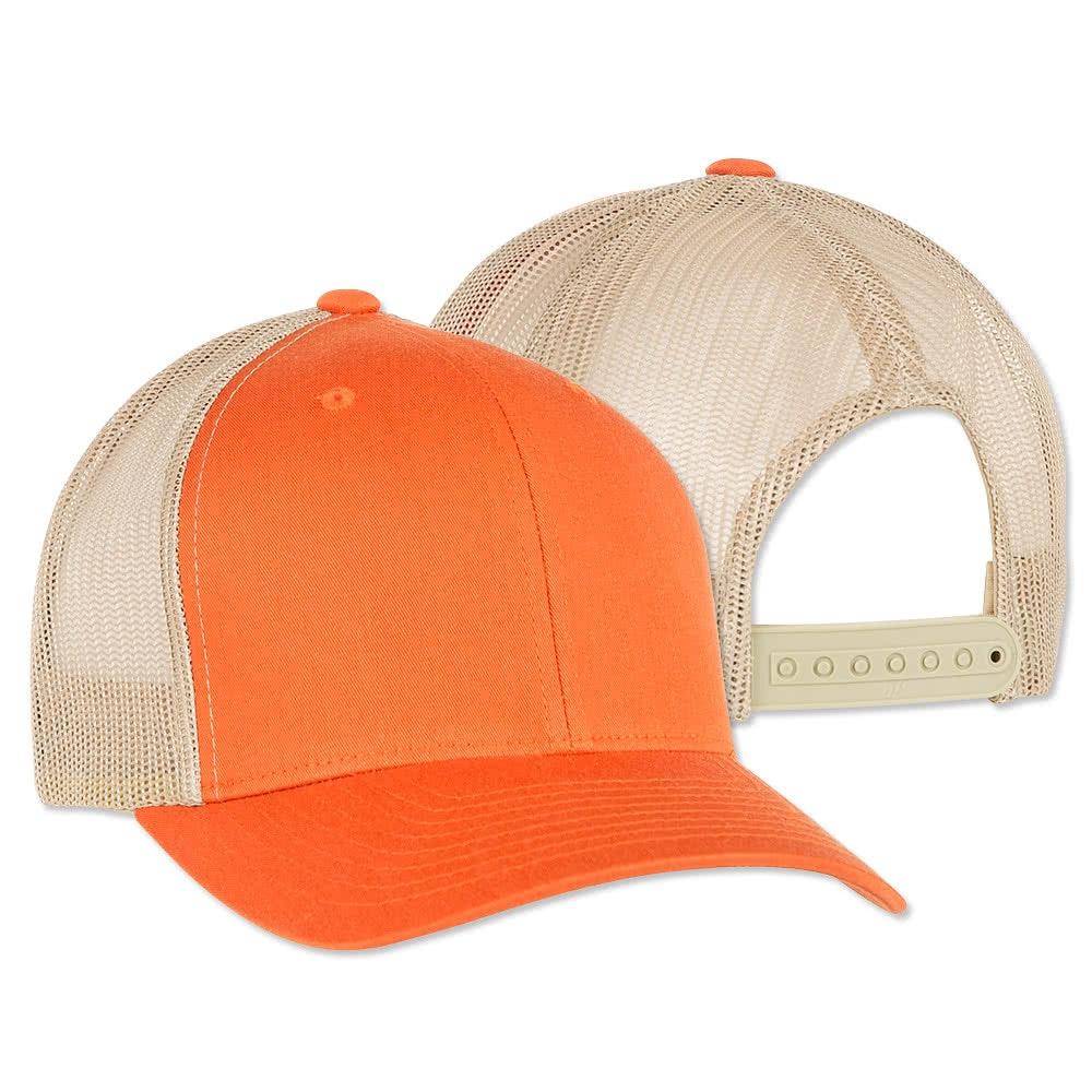 Custom Hats Create Your Own Baseball Caps Trucker Hats More