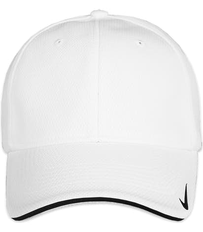 Nike Golf Dri-FIT Stretch Performance Hat - White