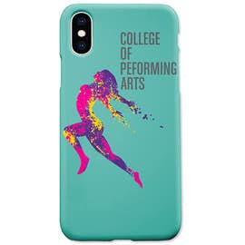 Full Color iPhone XS Slim Phone Case