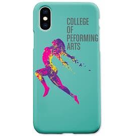 Full Color iPhone XS Slim Phone Case