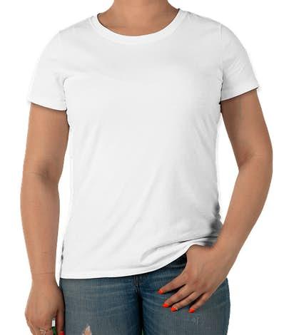 Champion Women's Premium Fashion Classics T-shirt - White