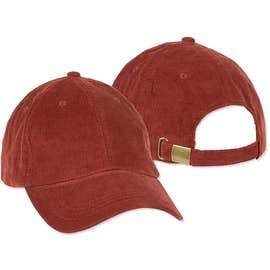 Big Accessories Corduroy Cap