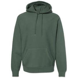 Independent Trading Heavyweight Cross-Grain Pullover Hoodie