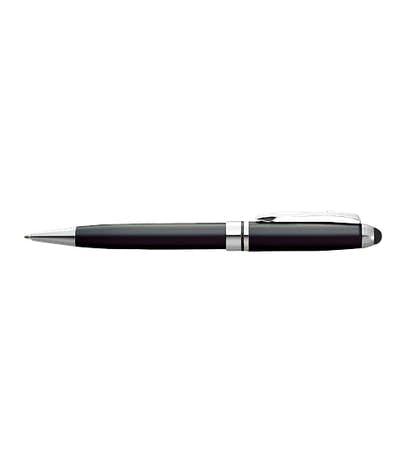 Bristol Ballpoint Stylus Pen (black ink) - Black