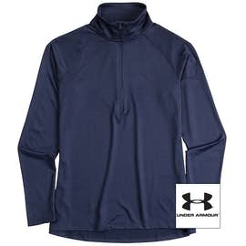 Under Armour Women's Tech Quarter Zip Performance Shirt