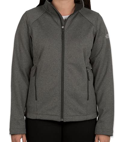 The North Face Women's Ridgeline Soft Shell Jacket - Dark Grey Heather