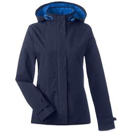 Nautica Women's Voyage Raincoat