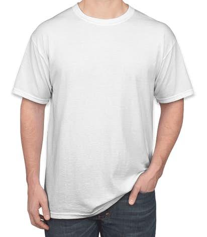 Gildan DryBlend 50/50 T-shirt - White