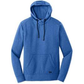 New Era Tri-Blend Pullover Hoodie