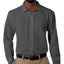 Under Armour Performance Tech Dress Shirt - Color: Graphite