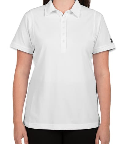Ogio Women's Performance Polo - Bright White