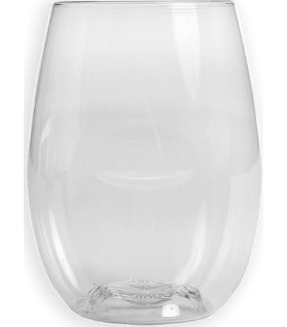 Govino 16 oz. Plastic Wine Glass - Clear