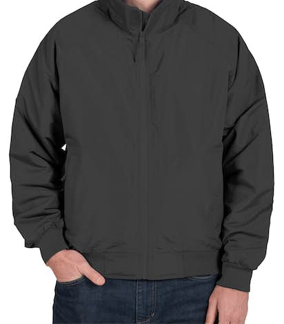 Port Authority Charger Jacket - Battleship Grey