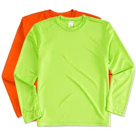 Sport-Tek Youth Competitor Long Sleeve Performance Shirt