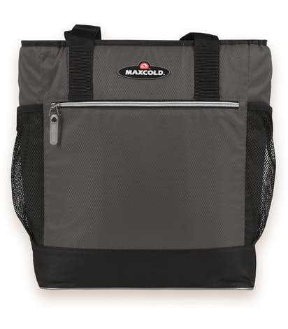 Igloo ® MaxCold Insulated Cooler Tote - Gunmetal