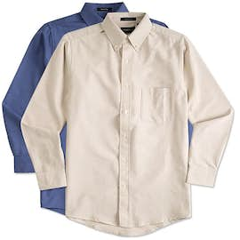 Ultra Club Wrinkle-Free Oxford Dress Shirt