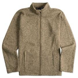 Devon & Jones Full Zip Sweater Fleece Jacket