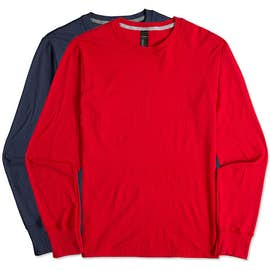 Hanes X-Temp Long Sleeve T-shirt
