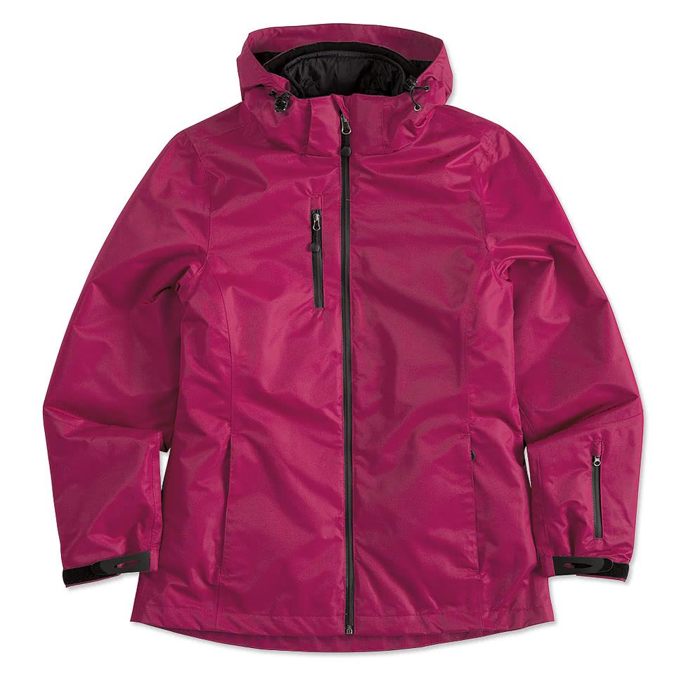 Port Authority Womens Vortex Waterproof 3-in-1 Jacket