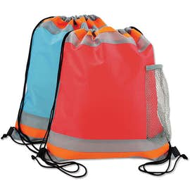 Coolrunning Mesh Pocket Drawstring Bag